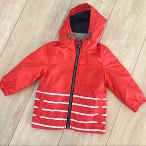 Carter's 12m jacket with hood.